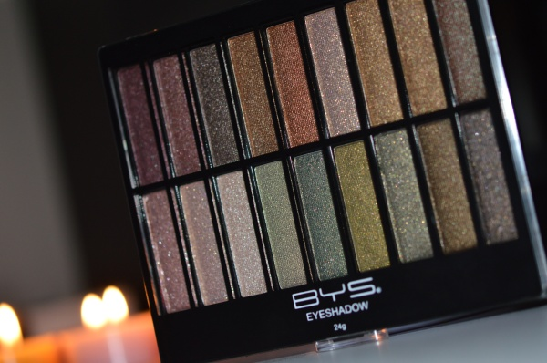 Palette Spring Delight BYS Maquillage