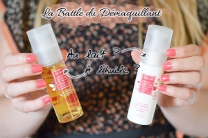 ALITTLEB_BLOG_BEAUTE_AU_LAIT_A_LHUILE_BATTLE_A_LHEURE_DU_DEMAQUILLAGE_FLUIDE_LACTE_DEMAQUILLANT_AKANE_HUILE_PURIFIANTE_BATTLE_ZOOM